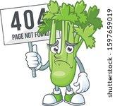 sad face cartoon character...   Shutterstock .eps vector #1597659019