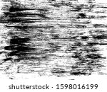 scratch dirty. strokes noise... | Shutterstock .eps vector #1598016199