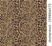 abstract design seamless... | Shutterstock .eps vector #1598066173