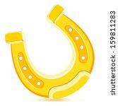 Golden Horse Shoe