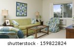 a simple apartment in a... | Shutterstock . vector #159822824
