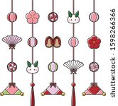 Illustration Of Hanging...