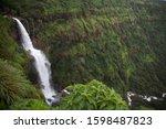 Lingmala waterfall, Panchgani, Maharashtra, India