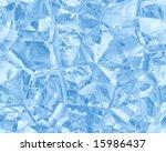 Ice Blue Seamless Background ...