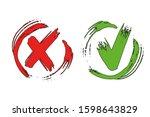 circle shape symbols yes and...