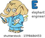 Elephant Engineer. Animals And...