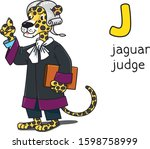 Jaguar Judge Animal And...