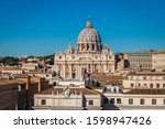St. Peter's Basilica  Vatican...