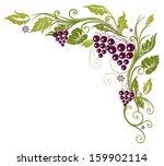 Wine Tasting Border Clip Art
