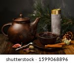 New Year\'s Tea Party Pottery...