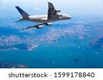 Passenger Double Decker Plane...