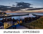 Whitby Harbour  Yorkshire At...