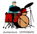Jazz Musicians With Percussion...