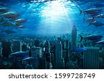 City Under Water  Global...