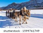 Alta  Norway  03 25 201  Sleig...