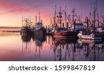 Fishing Boats In Steveston...