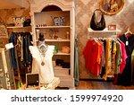 saint malo  france   july 28... | Shutterstock . vector #1599974920