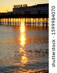 Brighton Palace Pier  The Fron...