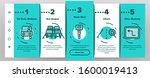 driver onboarding mobile app... | Shutterstock .eps vector #1600019413