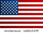 creative abstract flag of usa...   Shutterstock .eps vector #160015199