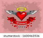 freehand drawing in comic style ... | Shutterstock .eps vector #1600463536