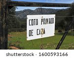 Private Hunting Ground  Coto...