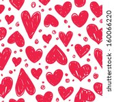 Seamless Pattern With Valentin...