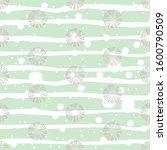 seamless heart rings pattern on ...   Shutterstock .eps vector #1600790509