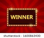 retro frame comic design banner ...   Shutterstock . vector #1600863430