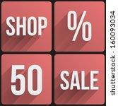 basic shop sale simple flat...