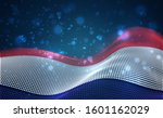 vector bright glowing country...   Shutterstock .eps vector #1601162029