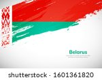 belarus independence day flag... | Shutterstock .eps vector #1601361820