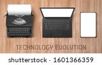 Technology Evolution From...