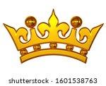 3d illustration. metallic...   Shutterstock . vector #1601538763
