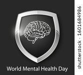 World Mental Health Day....