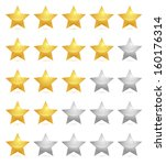 star symbols   ratings template