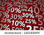 dark background promotion  | Shutterstock . vector #160183694