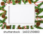 happy new year and christmas... | Shutterstock . vector #1602150883