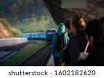 Famous Blue Train Journey...