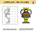 complete the picture of a... | Shutterstock .eps vector #1602205690