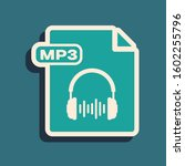 Green Mp3 File Document....