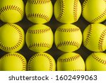 Fastpitch Softball Balls Close...