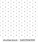 seamless geometric ornamental... | Shutterstock .eps vector #1602506500