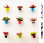 Artificial Colorful Flowers...