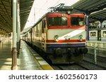 Turkish Railways Passenger...