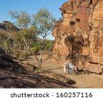 Flinders Ranges  Sa  Australia...