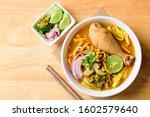 Northern Thai Food  Khao Soi...