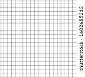 square grid on paper seamless... | Shutterstock .eps vector #1602685213