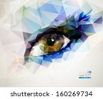 abstract,beautiful,beauty,blue,brochure,care,caucasian,closeup,color,colorful,concept,cosmetic,creativity,crumpled,design