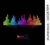 equalizer | Shutterstock .eps vector #160287899